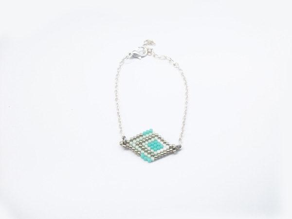 bracelet blue lake
