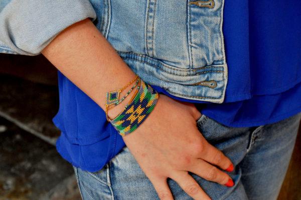 Ensemble de bracelets In The Jungle