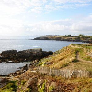 Paysage de Bretagne Pointe Saint Mathieu