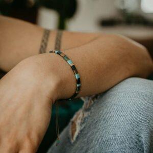 bracelet tayet porté