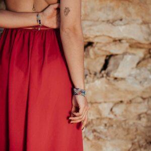 bracelets portés collection egypte