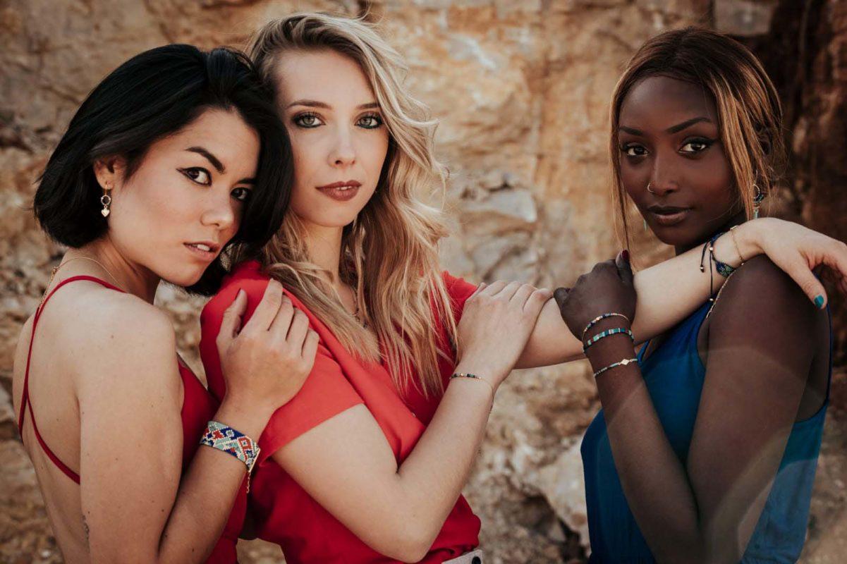 bijoux L'Otyssée portés Egypte