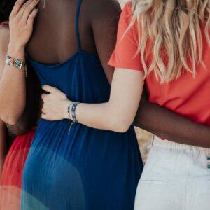 ensemble bracelet portés femme