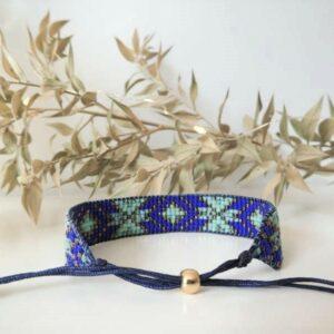 bracelet nil perles miyuki