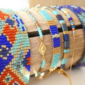 ensemble bracelet nefertiti