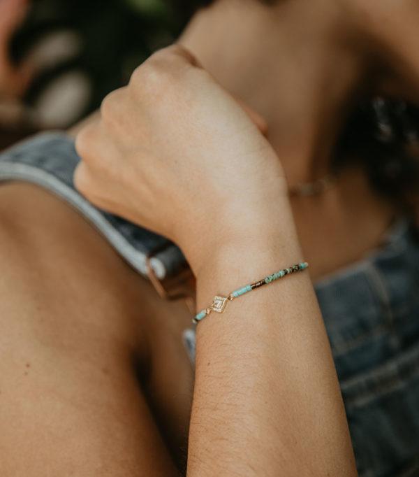 Bracelet didi porté